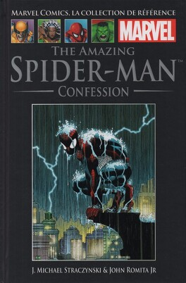 Couverture du livre : The Amazing Spider-Man : Confession