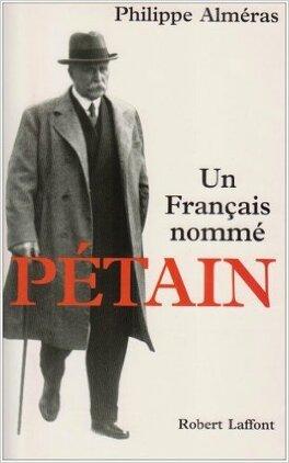 Couverture du livre : Un Français nommé Pétain