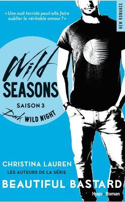 Couverture de Wild Seasons, Tome 3 : Dark Wild Night