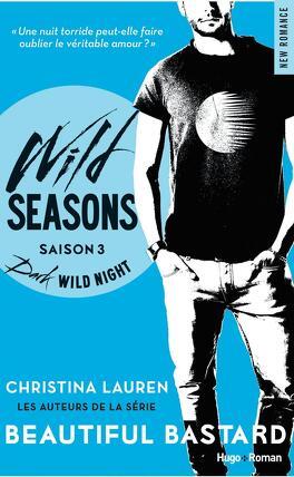 Couverture du livre : Wild Seasons, Tome 3 : Dark Wild Night