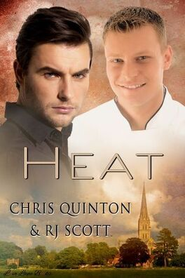 Couverture du livre : Salisbury Stories, Tome 1 : Heat