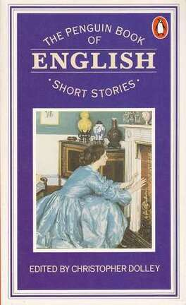 Couverture du livre : The Penguin Book of English Short Stories