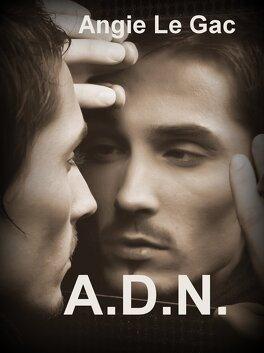 Couverture du livre : A.D.N