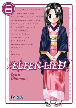 Couverture du livre : Elfen Lied, tome 8