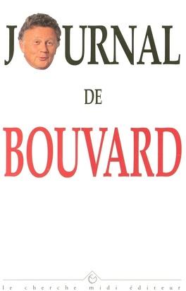Couverture du livre : Journal de Bouvard