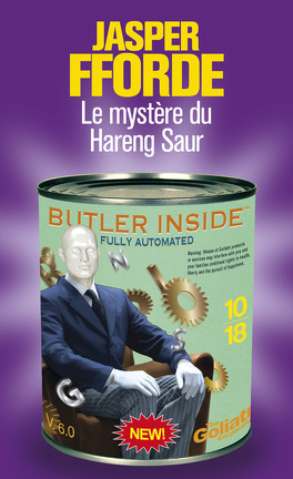 Couverture du livre : Le Mystère du hareng saur