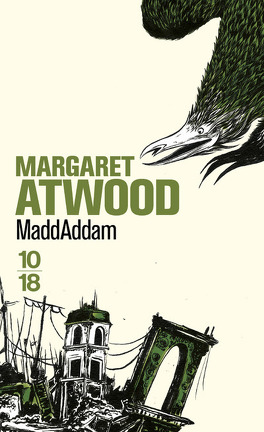 Couverture du livre : MaddAddam