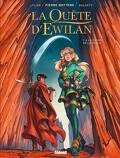 La Quête d'Ewilan, Tome 3 : La Passe de la Goule (BD)