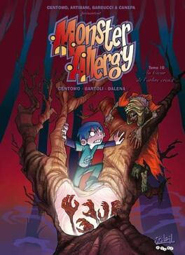 Couverture du livre : Monster Allergy, Tome 10: Au cœur de l'arbre creux