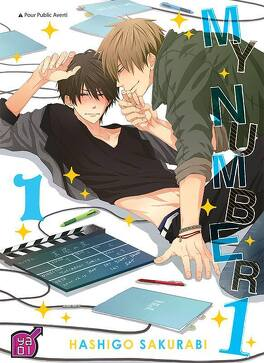 Couverture du livre : My Number One, Tome 1