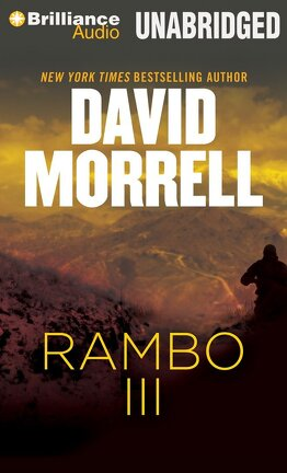 Couverture du livre : Rambo III