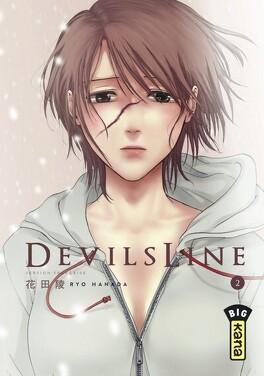 Couverture du livre : Devil's Line, Tome 2