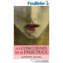 Couverture du livre : Les concubines de la directrice
