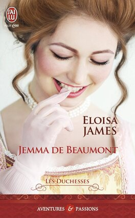 Couverture du livre : Les Duchesses, Tome 5 : Jemma de Beaumont
