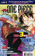 One Piece: The Third Log