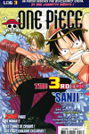 couverture One Piece: The Third Log