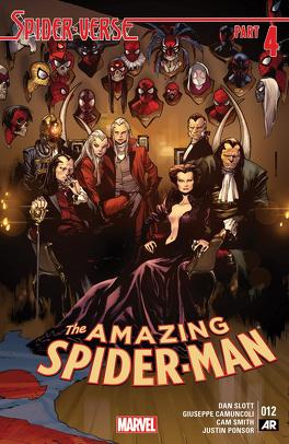 Couverture du livre : Amazing Spider-Man (2014) #12