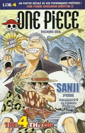 One Piece: The Fourth Log