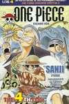 couverture One Piece: The Fourth Log