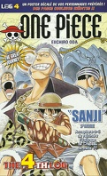 One Piece: The Fourth Log
