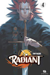 couverture Radiant, Tome 4
