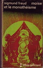 Couverture du livre : Moïse et le monothéisme