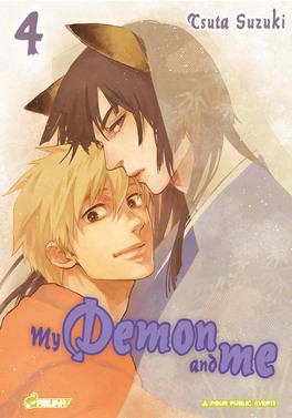 Couverture du livre : My Demon and Me, Tome 4