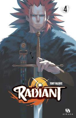 Couverture du livre : Radiant, Tome 4