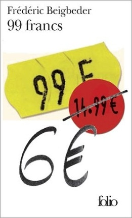 Couverture du livre : 99 francs