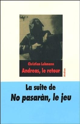 Couverture du livre : Andreas, le retour