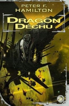 Couverture du livre : Dragon déchu