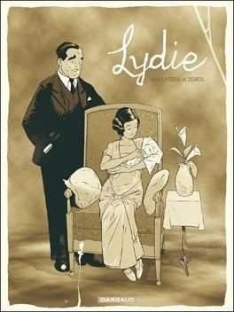 Couverture du livre : Lydie