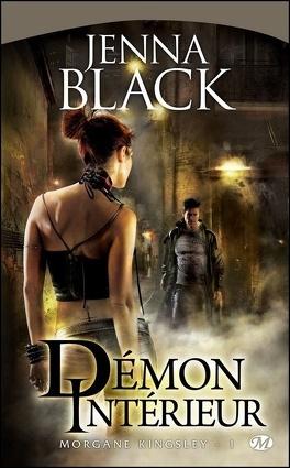 Couverture du livre : Morgane Kingsley, Tome 1 : Démon Intérieur