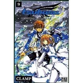 Couverture du livre : Tsubasa Reservoir Chronicle, tome 9