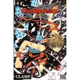Couverture du livre : Tsubasa Reservoir Chronicle, Tome 8