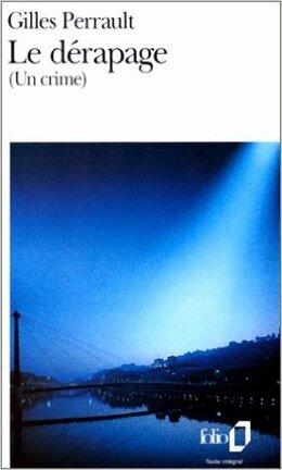 Couverture du livre : Le dérapage