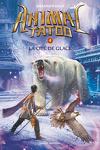 couverture Animal Tatoo, Tome 4 : La cité de glace