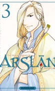 The Heroic Legend of Arslân, Tome 3