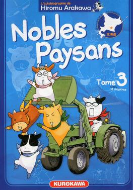 Couverture du livre : Nobles paysans, Tome 3