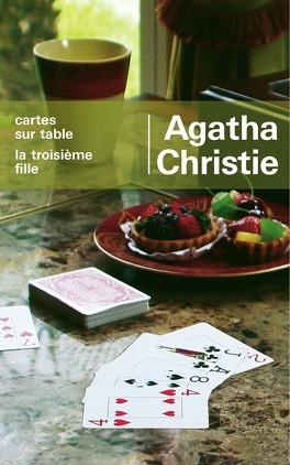 Couverture du livre : Cartes sur table / La troisième fille