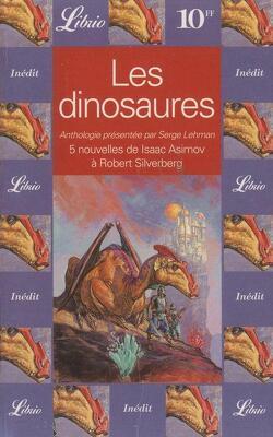 Couverture de Les dinosaures