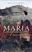 Maria Chapdelaine, après la résignation