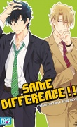 Same difference : Même différence, Tome 4