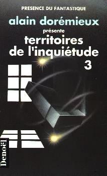 Couverture du livre : Territoires de l'inquiétude - 3