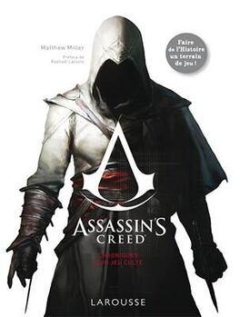 Couverture du livre : Assassin's Creed - Chronique d'un jeu culte