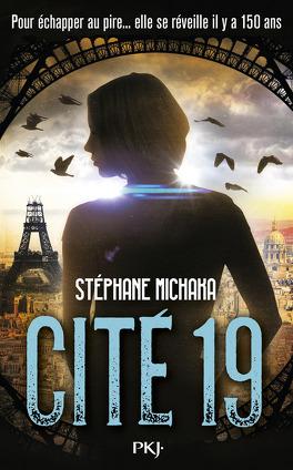 Couverture du livre : Cité 19, Tome 1 : Ville noire