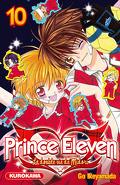 Prince eleven - La double vie de Midori, tome 10