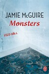 couverture Red Hill : Monsters
