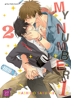 Couverture de My Number One, Tome 2