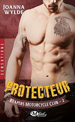 Couverture de Reapers Motorcycle Club, Tome 2 : Protecteur
